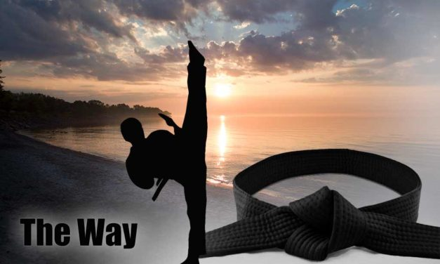Achievement of Black Belt and what it means to me