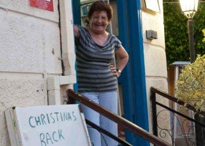 Christina Sim Pissouri Cyprus