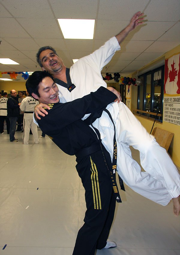 Master Min with Al Poullis