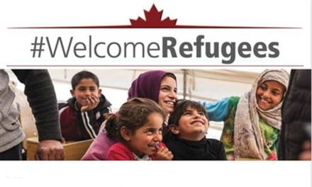 Welcome, Refugees