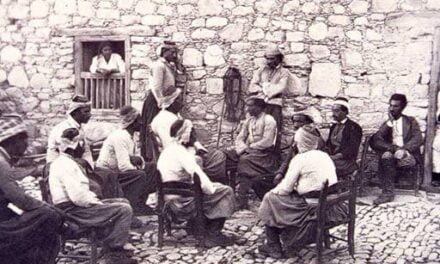 Η προέλευση της Κυπριακής Διαλέκτου